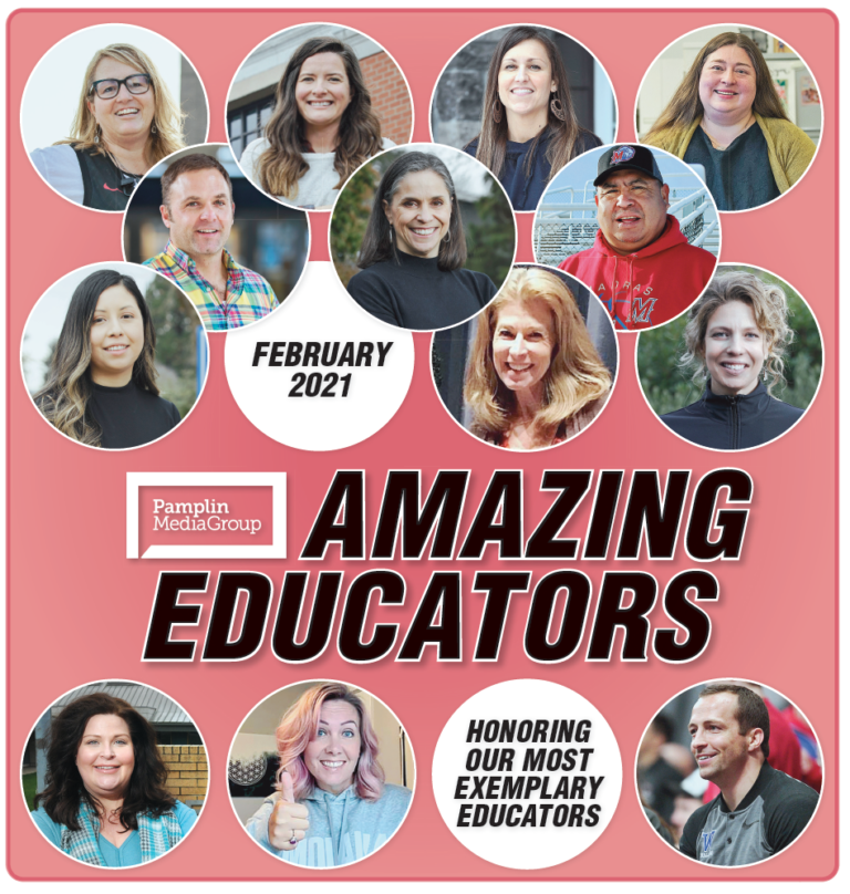 Amazing Educators Magazine Front Cover